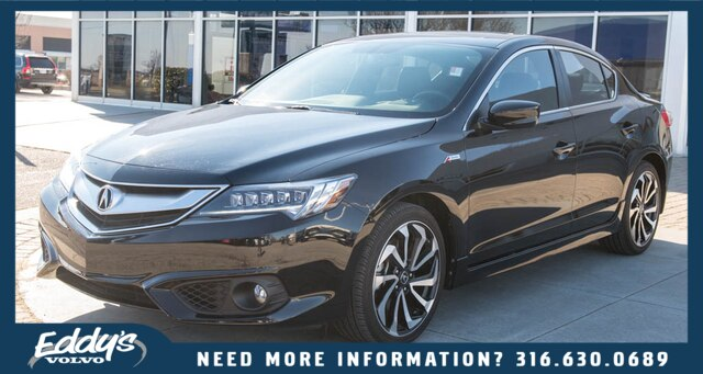 Pre-Owned 2018 Acura ILX Premium & A-SPEC Packages