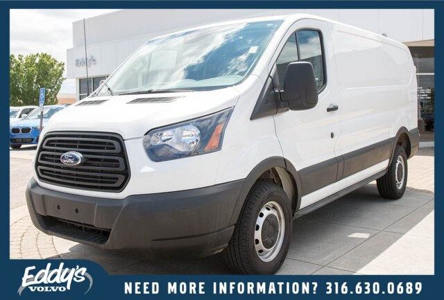 Pre-Owned 2019 Ford Transit-250 w/60/40 Pass-Side Cargo Doors