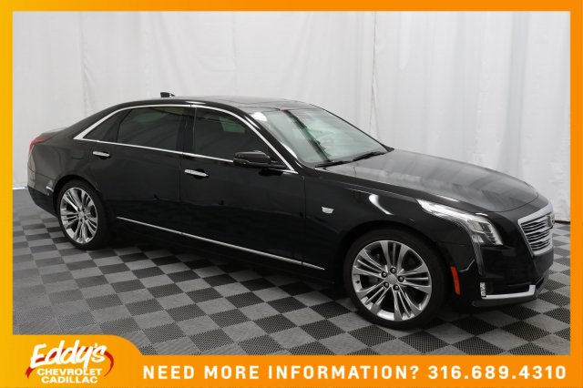 New 2018 Cadillac CT6 Luxury All-Wheel Drive Turbo