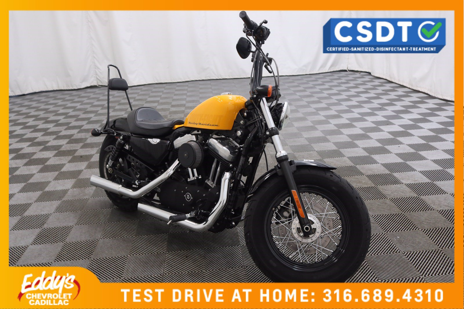 Pre-Owned 2012 HARLEY DAVIDSON XL1200 Forty-Eight