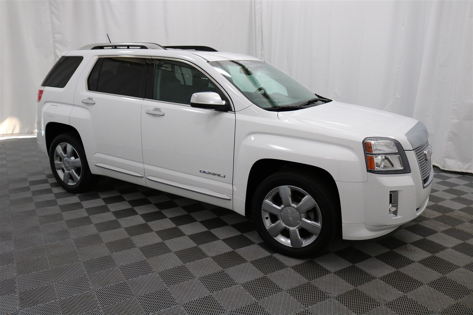 Pre-Owned 2015 GMC Terrain Denali All-Wheel Drive