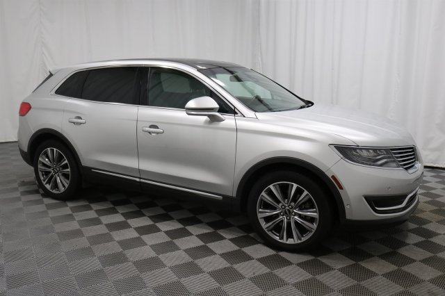Pre-Owned 2016 Lincoln MKX Reserve All-Wheel Drive