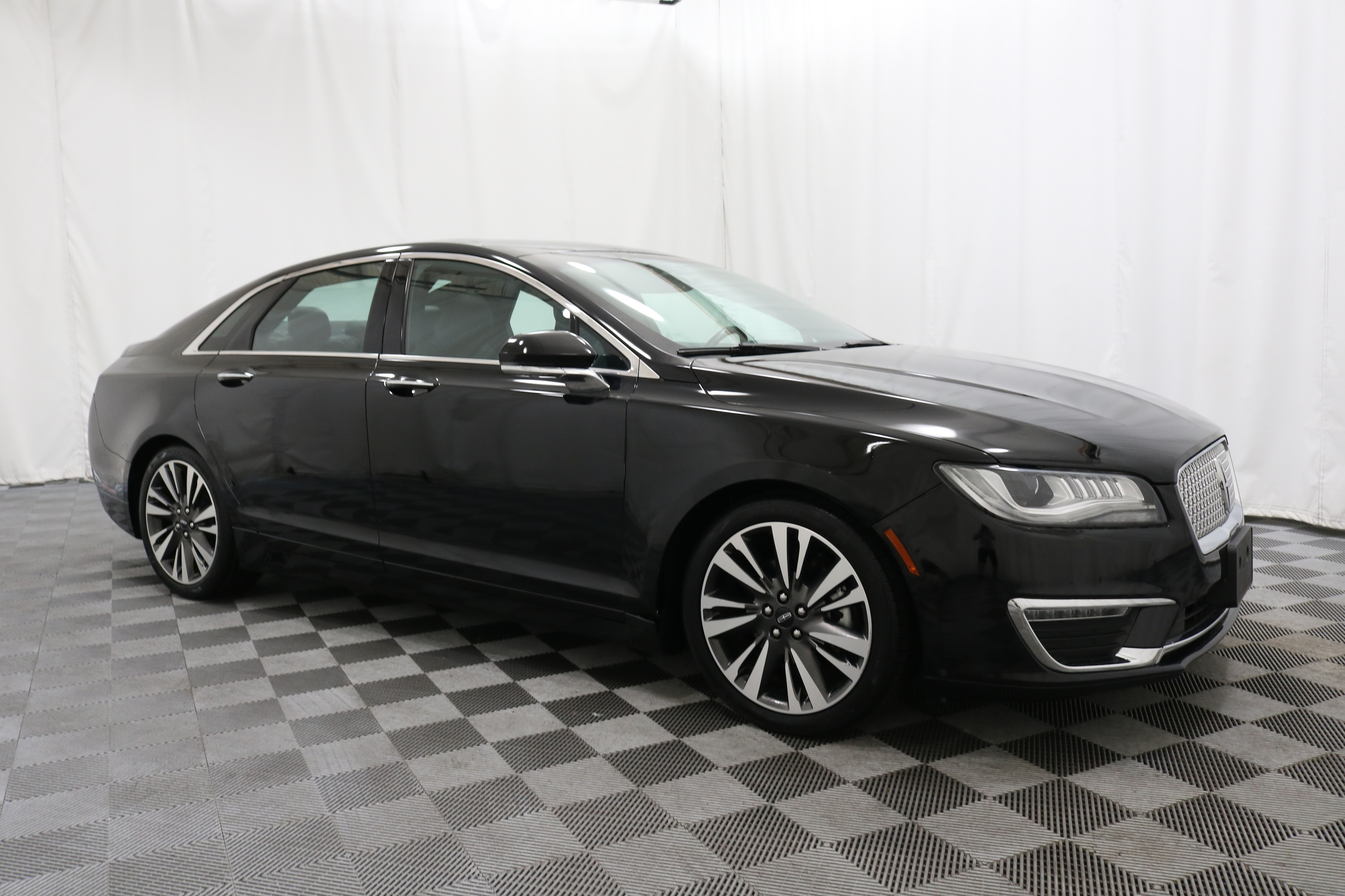 Certified Pre-Owned 2017 Lincoln MKZ Hybrid Reserve