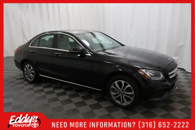 Pre-Owned 2018 Mercedes-Benz C-Class C 300 All-Wheel Drive