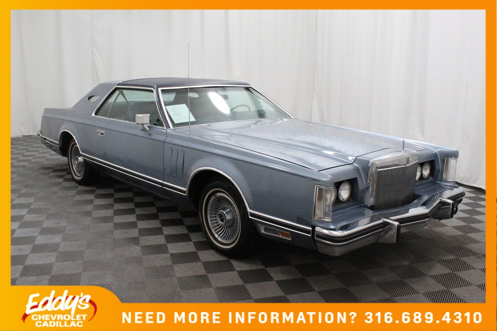 Pre-Owned 1979 LINCOLN CONTINENTAL MK V Mark V