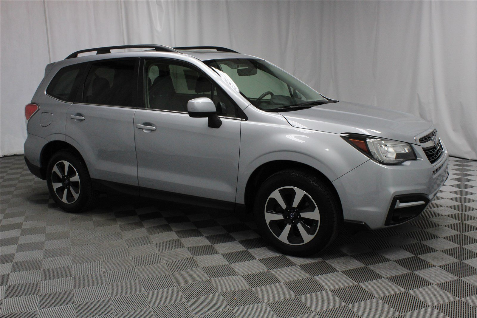 Pre Owned 2017 Subaru Forester Limited All Wheel Drive Suv In Wichita Ks Area N448039a Eddy S Everything