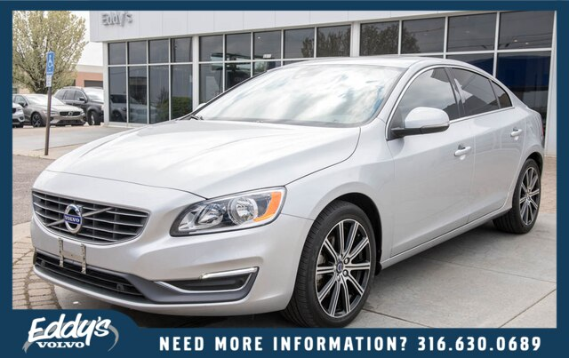 Pre-Owned 2016 Volvo S60 Inscription T5 Drive-E Premier