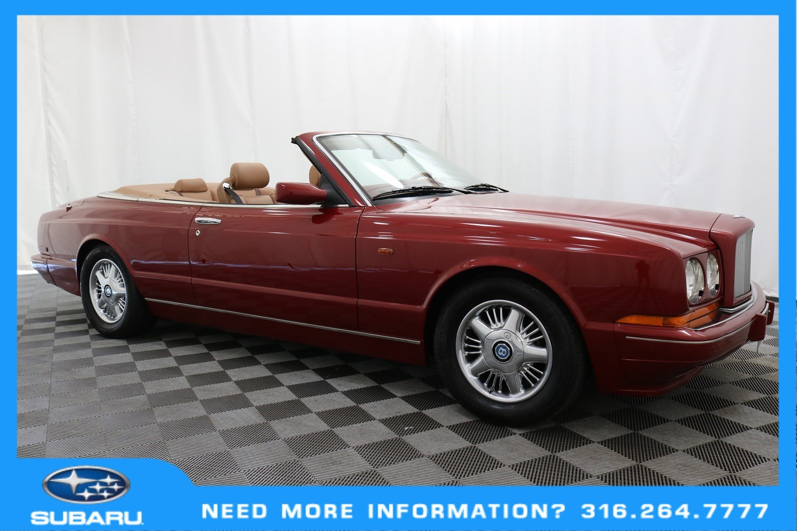 Pre-Owned 1996 Bentley Azure
