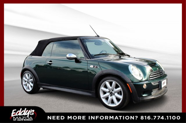 Pre-Owned 2005 MINI Cooper Convertible S