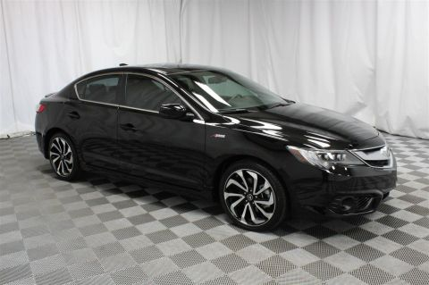 Pre-Owned 2018 Acura ILX w/Technology Plus/A-SPEC Pkg