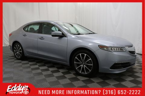 Pre-Owned 2015 Acura TLX V6 Tech