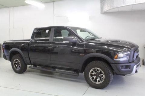 Pre-Owned 2016 Ram 1500 Crew Cab Rebel 4x4