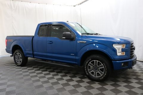 Pre-Owned 2017 Ford F-150 Extended Cab XLT 4x4