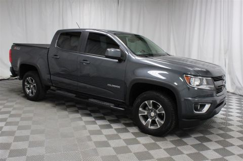 Pre-Owned 2016 Chevrolet Colorado Crew Cab Z71 4x4
