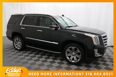 Pre-Owned 2017 Cadillac Escalade Luxury 4x4