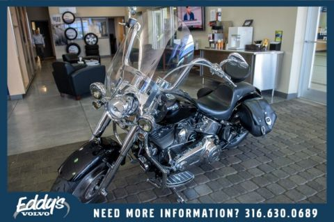 Pre-Owned 2007 HARLEY-DAVIDSON FAT BOY