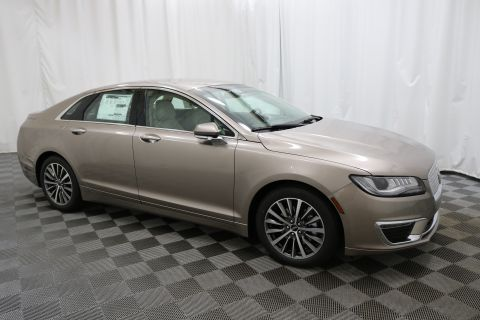 New 2019 Lincoln MKZ Reserve I