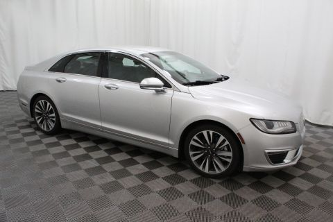 Certified Pre-Owned 2017 Lincoln MKZ Select