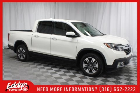 Pre-Owned 2019 Honda Ridgeline Crew Cab RTL-E All-Wheel Drive