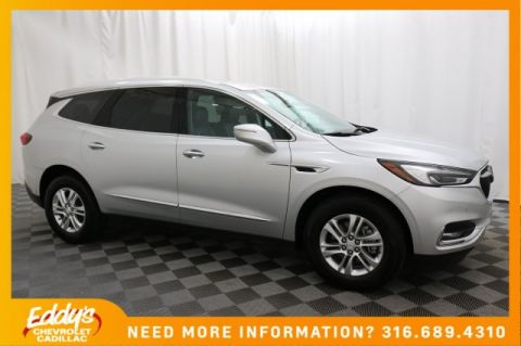 Pre-Owned 2018 Buick Enclave Premium All-Wheel Drive