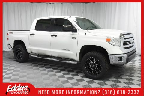 Certified Pre-Owned 2016 Toyota Tundra Crew Cab SR5