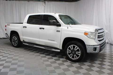 Pre-Owned 2016 Toyota Tundra Crew Cab SR5