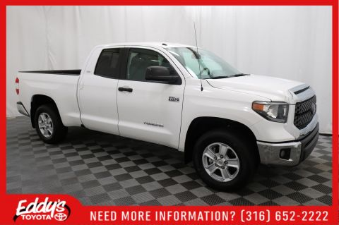 Pre-Owned 2018 Toyota Tundra 4WD Crew Cab SR5 4x4