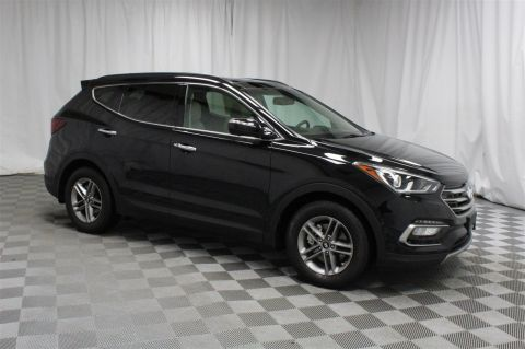 Pre-Owned 2017 Hyundai Santa Fe Sport 2.4L All-Wheel Drive