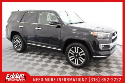 Pre-Owned 2018 Toyota 4Runner Limited 4x4