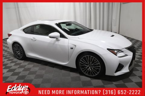 Pre-Owned 2015 Lexus RC F F