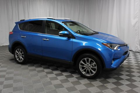 Pre-Owned 2016 Toyota RAV4 Limited All-Wheel Drive