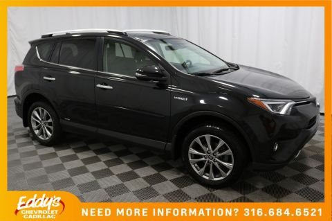 Pre-Owned 2016 Toyota RAV4 Hybrid Limited All-Wheel Drive