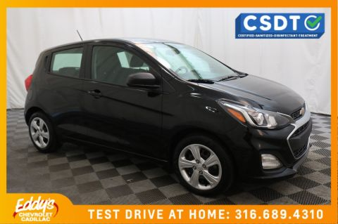 Pre-Owned 2019 Chevrolet Spark LS