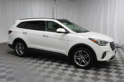 Pre-Owned 2017 Hyundai Santa Fe SE Ultimate All-Wheel Drive