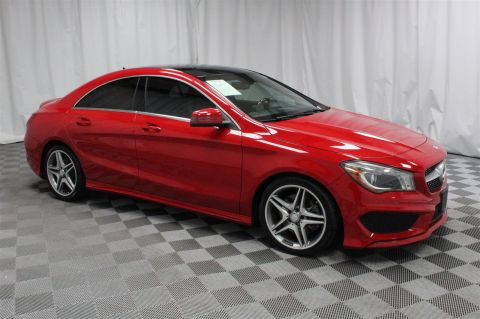 Pre-Owned 2014 Mercedes-Benz CLA CLA 250 All-Wheel Drive