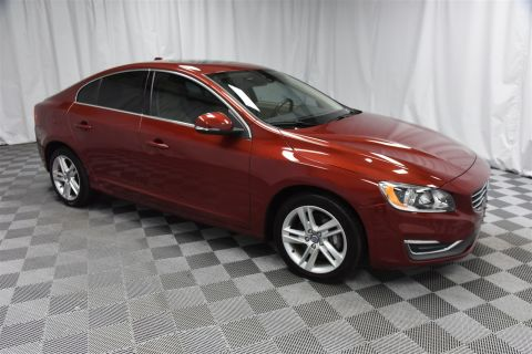 Pre-Owned 2015 Volvo S60 T5 Premier All-Wheel Drive