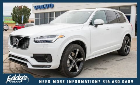 New 2019 Volvo XC90 T6 Inscription SUV in Wichita, KS area